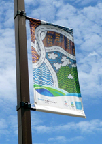 West Vancouver Olympic Banner - 4