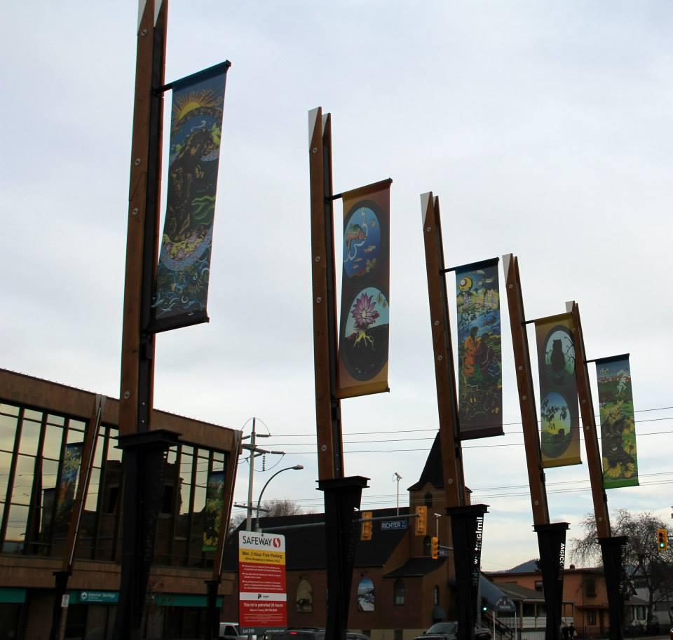 Kelowna Banners
