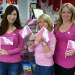 The Flag Shop Vancouver celebrates Pink Shirt Day on February 25th.