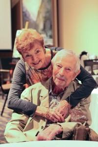 Jack & Doreen's 50th Wedding Anniversary