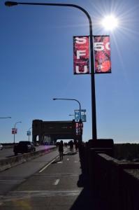 Burrard Street Bridge (SFU)