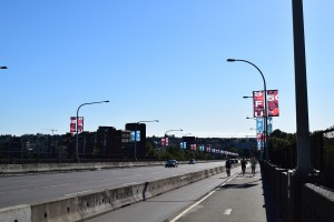 Burrard Street Bridge (SFU)
