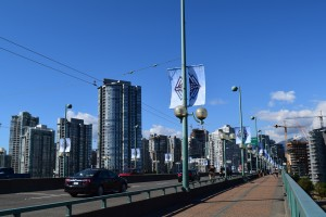 Cambie Street Bridge (Whitecaps)