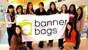 Banner Bags team