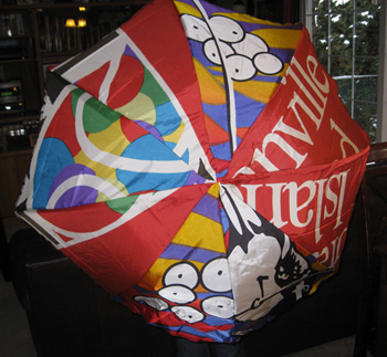 Banner Bags Umbrella