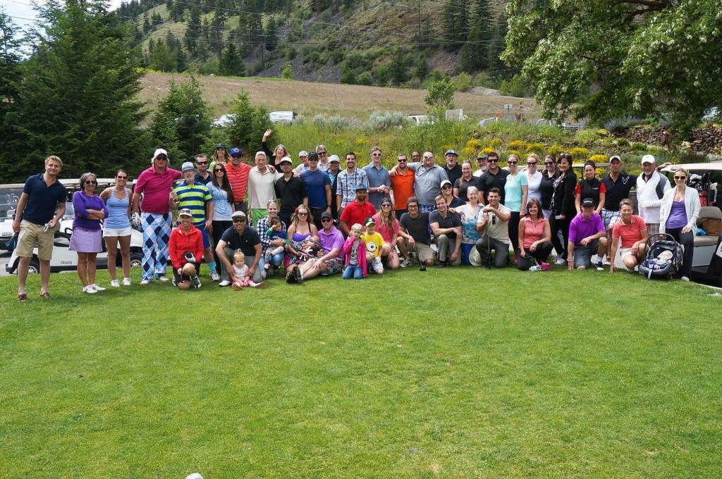 Mike-Gibson-Golf-Tournament-Group-Shot